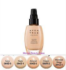 Avon CALMING EFFECTS Make Up Mattierende Foundation Farbe: Almond Neu
