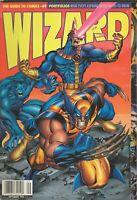 ORIGINAL Vintage Sep 1995 Wizard Magazine #49 X Men Wolverine