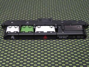 Original VW Passat B8 3G Mehrfachschalter PDC Schalter Schalterleiste 3G0927132K