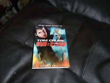 Mission Impossible 3 MI3 Tom Cruise New DVD Hologram Cover Fullscreen