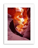 ANTELOPE CANYON ROCK EROSION ARIZONA Nature Canvas art Prints