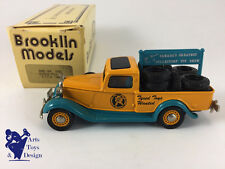 1/43 BROOKLIN 16X 1935 DODGE PICK UP CTCS 1986 CANADIAN TOY SHOW 1 OF 450
