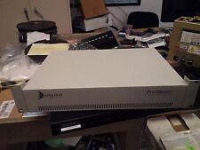 Livingston Pm25 PortMaster 2U Communication Server Dialup Concentrator Unit