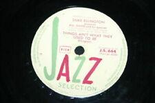 Vinyles Duke Ellington 78 tours