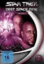 7 DVDs *  STAR TREK - DEEP SPACE NINE - Komplett Staffel 7 - MB  # NEU OVP +