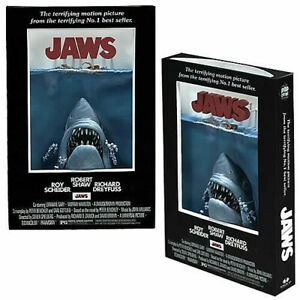 Jaws Poster 3-D PVC 16cm McFarlane Toys