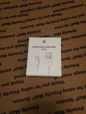 Genuine Original OEM Apple iPhone XS Max X 8 7 6S Lightning USB Cable Charger 1M