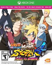 Naruto Shippuden Ultimate Ninja Storm 4: Road to Boruto (Xbox One) (22049)