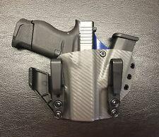 Crazy Eyes Holsters Sidecar Holster Glock G43 Aiwb Kydex