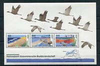 Bund Block 36 sauber postfrisch BRD 1871 - 1873 Deutsche Nationalparks MNH
