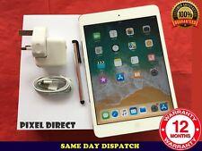 Apple iPad mini 2 16GB, Wi-Fi + 4G (Unlocked), 7.9in - Silver iOS12 - Ref 162