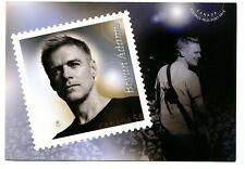 "Canada - ""BRYAN ADAMS ~ CANADIAN RECORDING ARTISTS"" Mint Pre-paid Post Card 2009"
