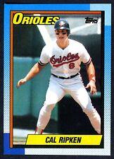 CAL RIPKEN JR.~BALTIMORE ORIOLES~1990 TOPPS#570 MINT CONDITION MLB BASEBALL CARD