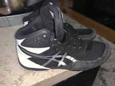 Wrestling Shoes Asics Matflex # F130619 ( Us Size4.5 ) Pre-Owned