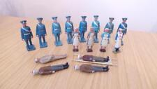 Bb61: Crescent Lead St Johns Stretcher Bearers - Nurses, Dr. & Patients