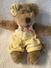 "Boyds Bears...RARE 8"" Plush ""Sydney""...Limited to 2400 .....EXCLUSIVE CANADIAN"