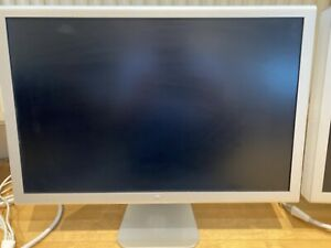 Apple M9178LL/A Cinema 23 Inch LCD Monitor Modified For Standard Power Supply
