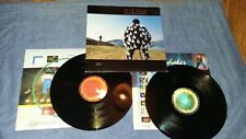 PINK FLOYD<delicate sound of thunder>1988-UK FIRST  PRESS -EMI - 2LP -EX++