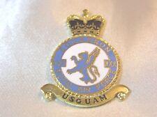 DANBURY MINT No. 70 SQUADRON PLAQUE BADGE MINT condition RAF ROYAL AIR FORCE