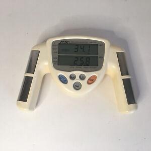 Omron Fat Loss Monitor HBF-306 BMI Body Fat Loss Monitor Tested Works