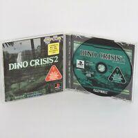 DINO CRISIS 2 PS1 Playstation ccc p1