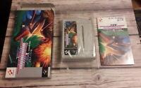 Gradius 3 - Nintendo Super Famicom J-NTSC SNES - NEAR MINT condition