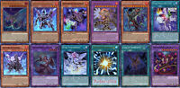 Yugioh Infernoid Deck - Tierra Decatron Void Vanishment Imagination Onuncu Antra