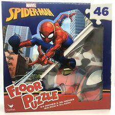 Marvel Spiderman 46pc Floor Puzzle