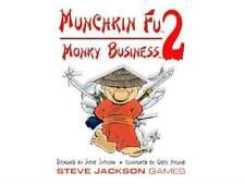 Steve Jackson Games Munchkin Fu 2 Monky Business