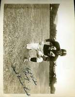 Frank Bruiser Kinard Jsa Coa Hand Signed  8x10 Photo Authentic Autograph