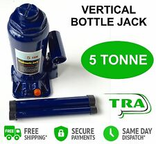 Hydraulic Vertical Bottle Jack Car Caravan SUV 4WD 5t Rv Parts Accessories Steps