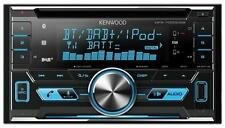 Kenwood DPX-7000DAB - Doppel-DIN CD/MP3-Autoradio mit DAB USB Bluetooth AUX-IN
