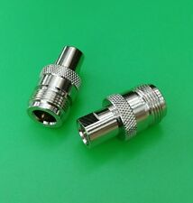 (5 PCS) FME Male to N Female Connector - USA Seller
