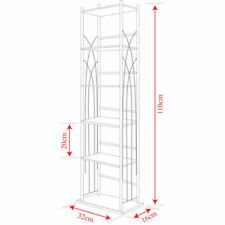 Librerías y estanterías estantes para el hogar 101cm-150cm