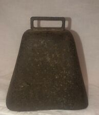 Antique Goat Bell, 4-1/4� x 4-1/2�