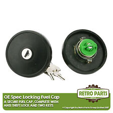 Locking Fuel Cap For Suzuki SJ 413 JX From 1984 OE Fit