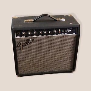 Fender Frontman 25R Type:PR 498 Guitar Amplifier Amp Tested Reverb