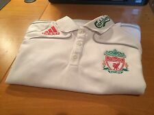 FC Liverpool Poloshirt  ADIDAS Gr. 4-5 (S) *portofrei*