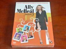 ALLY MC BEAL, SAISON 3 (1999 DVD NON MUSICAL)