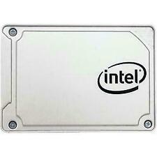 4x Intel 545s 256gb 2.5 Sata-iii SSD (ssdsc2kw256g8x1)