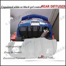 FRP FIBER GLASS FEED STYLE REAR DIFFUSER FOR MAZDA RX-7 RX7 FD3S