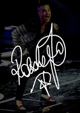 Robbie Williams Signed Poster - 2019 - #58 - 420mm x 297mm