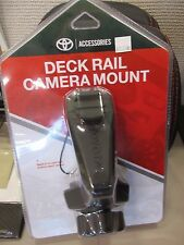 NEW TOYOTA DECK RAIL CAMERA MOUNT  TUNDRA/TACOMA PT767-35163 OEM