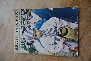 Asahi Pentax S1a & SV Instruction Book