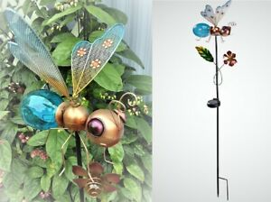 "Solar Lighted ""A Bugs Life"" Outdoor Garden Stake 3Ft"