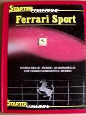 Libro Book - STARTER COLLEZIONE Ferrari Sport - Storia delle Rosse di Mara [Q53]