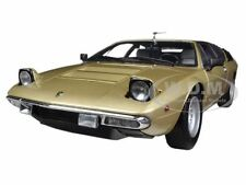 LAMBORGHINI URRACO P250 GOLD 1/18 DIECAST CAR MODEL BY KYOSHO 08441