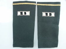 EPAULETS, U S ARMY WO-2  Warrant Officer-Pair