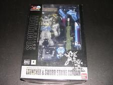 SDGO SD Gundam Online Limited Color Deactive Mode Launcher & Sword Strike Gundam