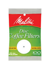 """3.5"""" Disc Coffee Filters by Melitta 628354 200 count"""